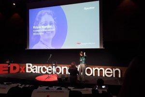 Participación en la organización del Tedx Woman Barcelona