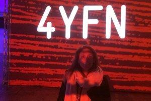Prometeo presente en el 4YFN 2018 Montjuïc Barcelona, España